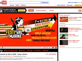 YouTube%20festival%20de%20marne Exemple de kit Social Media Marketing