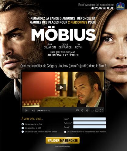 Concours Möbius