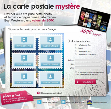 Les premiers Jeu Concours Facebook Timeline Made in Mediaventilo !