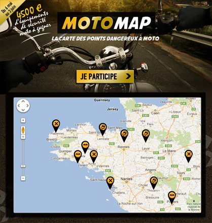 Concours MotoMap