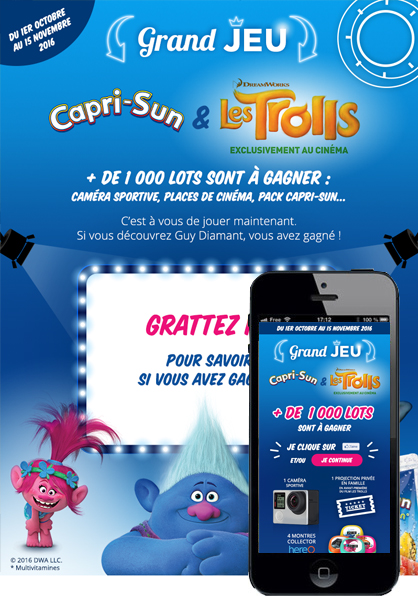 Grand Jeu Les Trolls