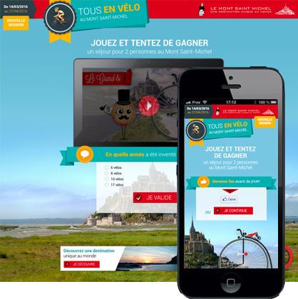 Concours Tous à vélo
